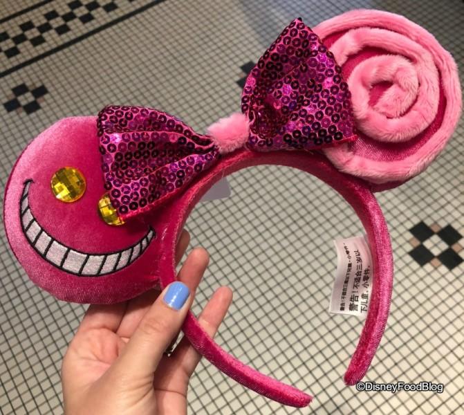 Cheshire Cat Minnie Ears