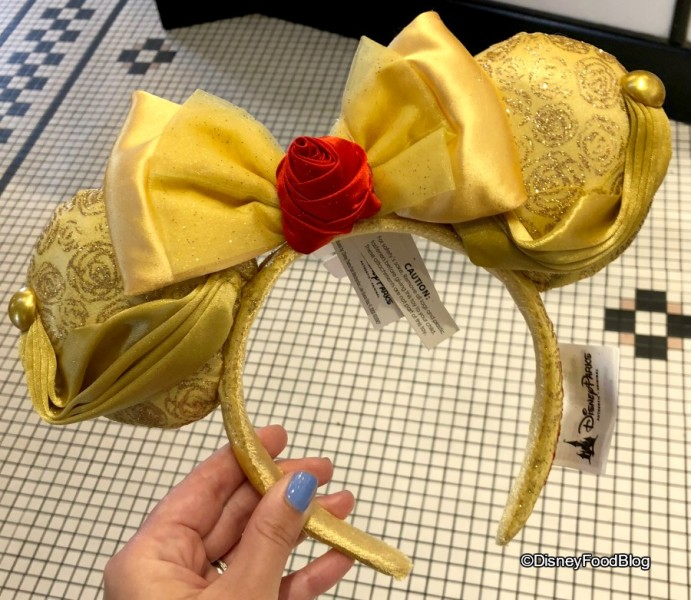 Belle Minnie Ears