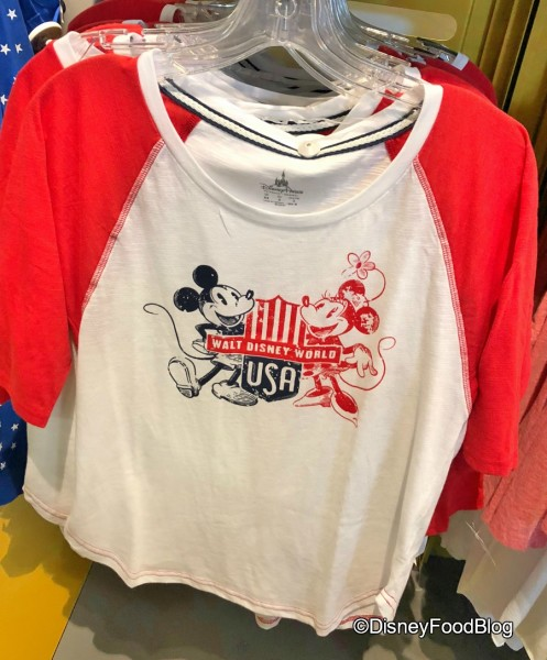 Red, White, and Blue Merchandise