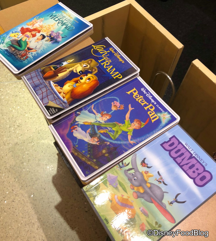 Whats new in disneys hollywood studios may 2 2018 the disney vhs notebooks fandeluxe Choice Image