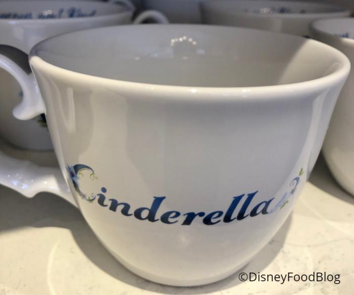 Cinderella Tea Cup