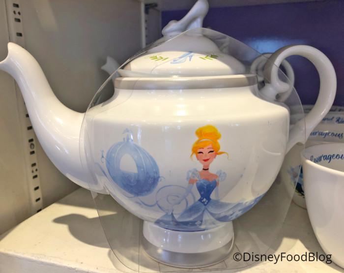 Cinderella Tea Pot