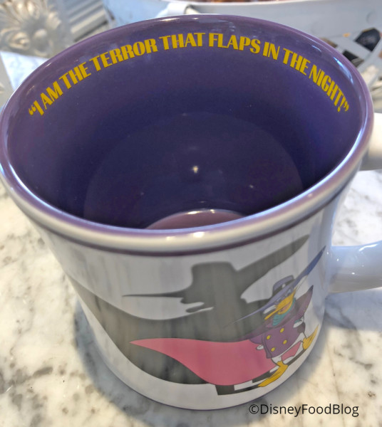 Darkwing Duck Mug