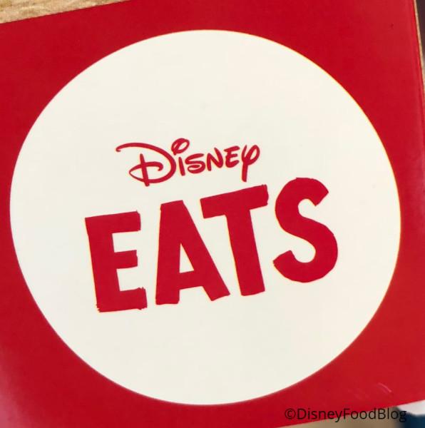 Disney Eats Merchandise