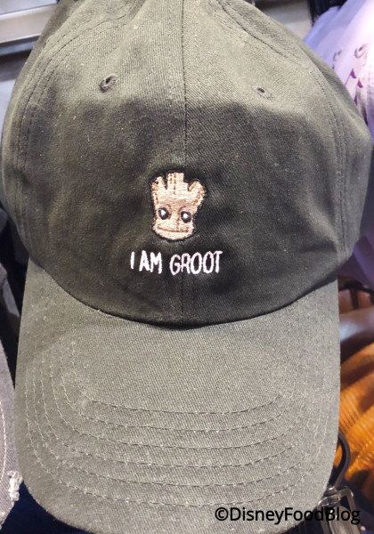 I am Groot! ball cap