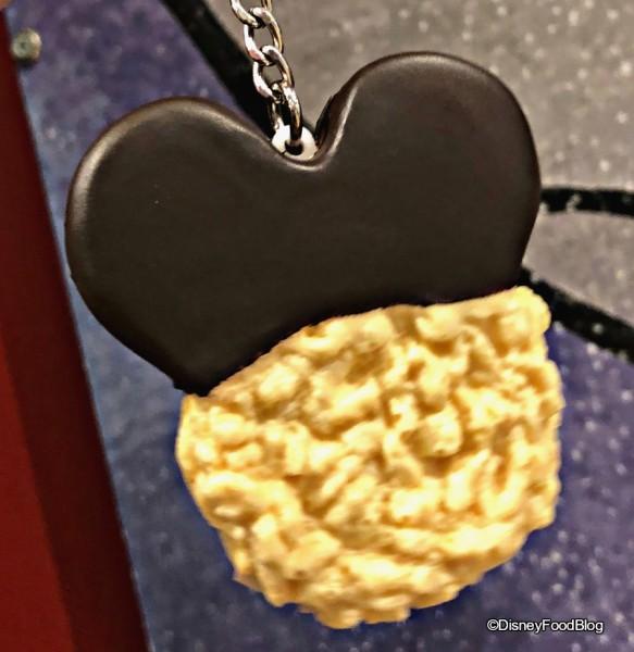 Snack Keychains -- Krispie  Mickey