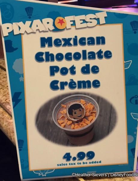 Mexican Chocolate Pot de Creme