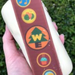 Pixar Fest Eats: Vanilla-Glazed Wilderness Donut at Disneyland Resort