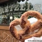 Pixar Fest Eats: Yodeling Cowgirl Pretzel in Disneyland's Frontierland