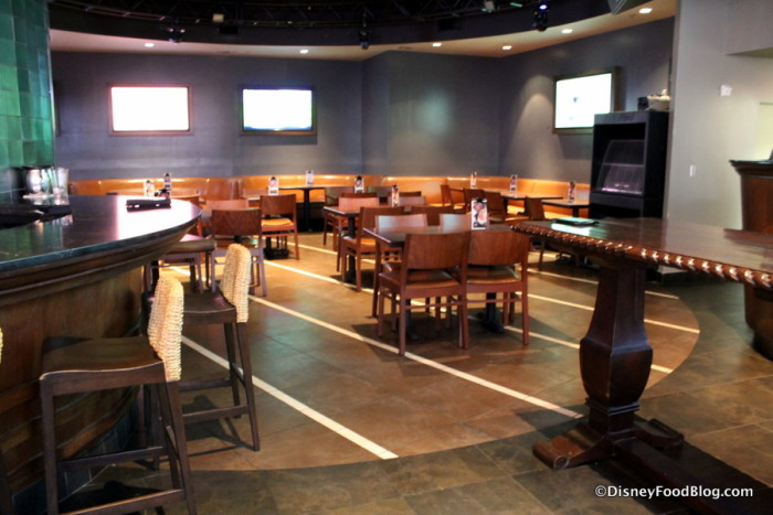 Rix Sports Bar & Grill expanded seating