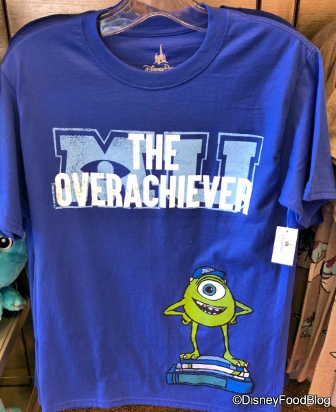 The Overachiever Monsters Tee