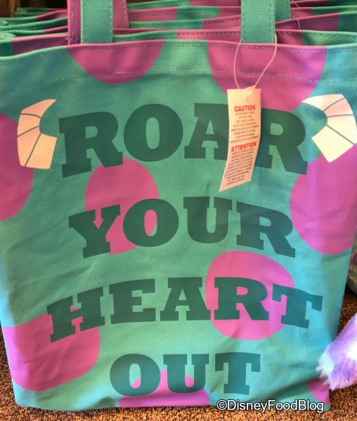 Roar Your Heart Out Tote