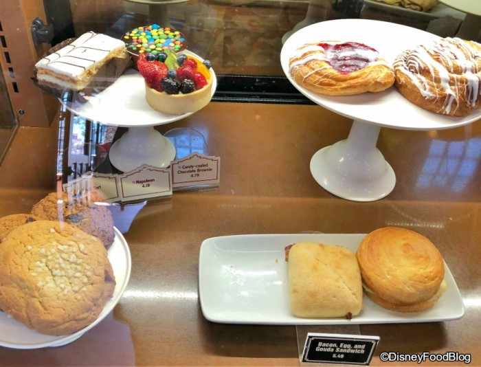 Trolley Car Cafe Treats