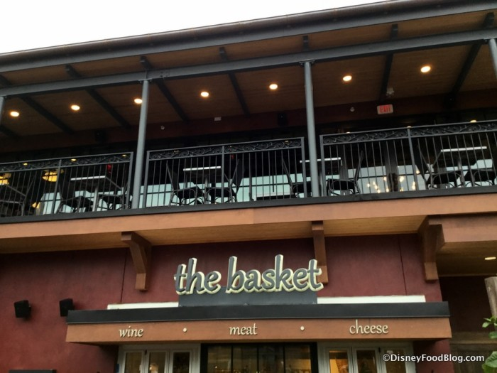 The Basket sign