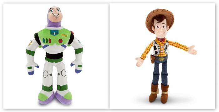 buzz and woody collage