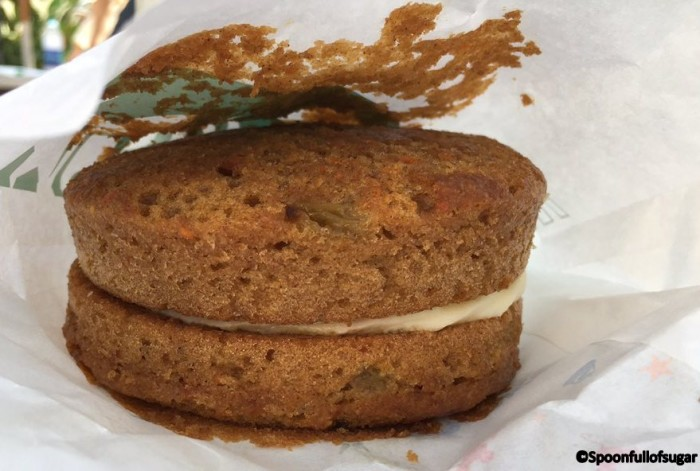 New Carrot Cake Cookie