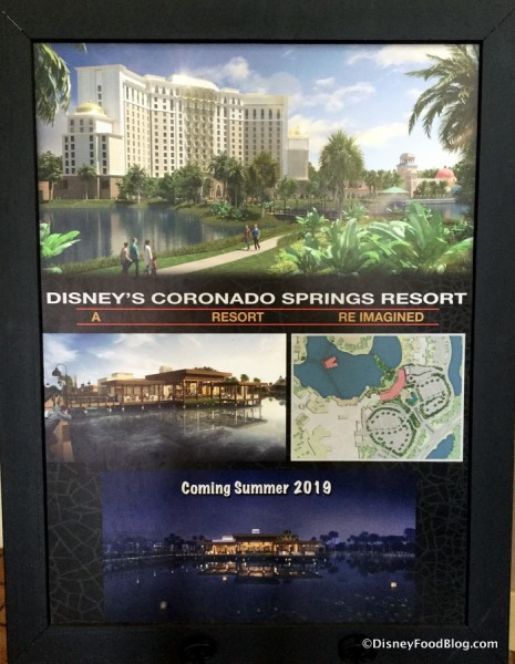 "Coronado Springs ""S Resort ReImagined"""