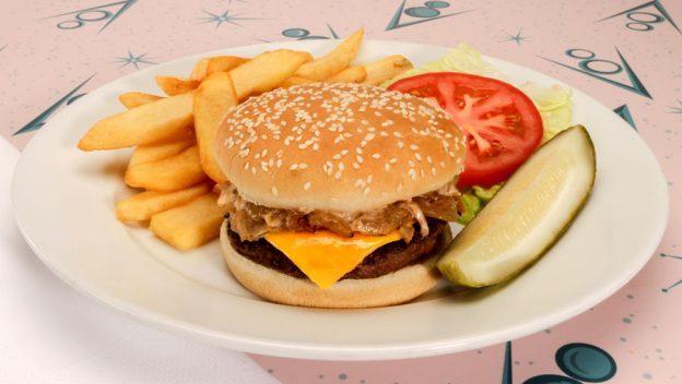 Ka-Cheeseburger ©Disney