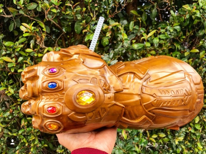 Infinity Gauntlet @stephrpowers
