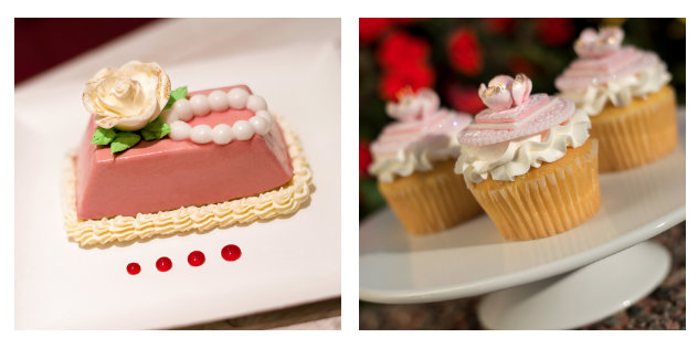 Mother's Day Dessert and Cupcake ©Disney