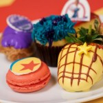 Pixar Fest Afternoon Tea in Disneyland Hotel!!