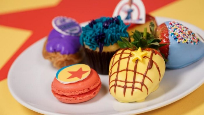 Pixar Fest Afternoon Tea ©Disney
