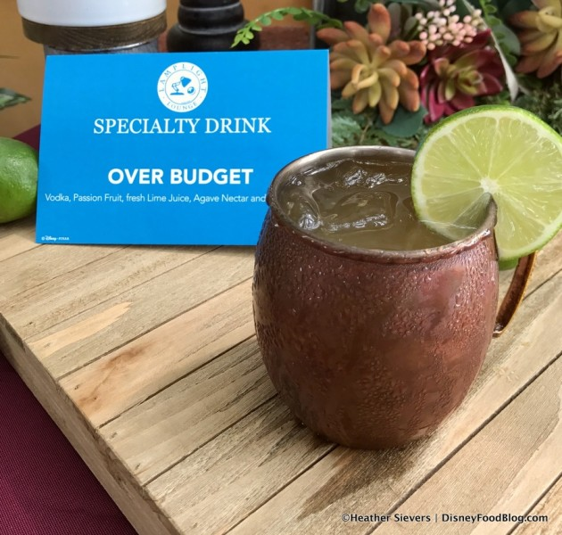 Over Budget Cocktail