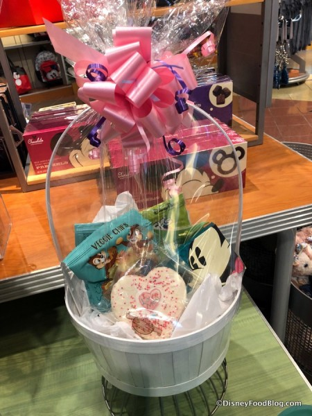 Mother's Day Baskets at Resort Merchandise Locations