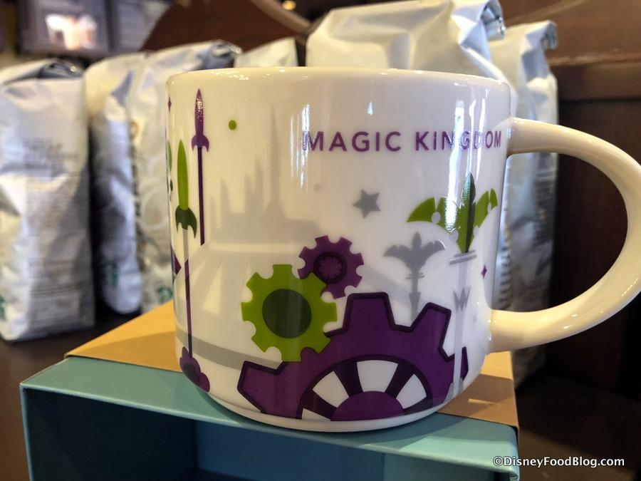 See Why This New Magic Kingdom Starbucks Mug Is Flying Off