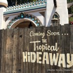 The Tropical Hideaway to Open Later This Year in Disneyland (Plus a Sneak Peek at the Menu!)