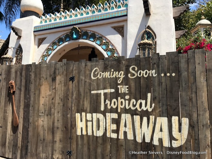 Coming Soon... The Tropical Hideaway