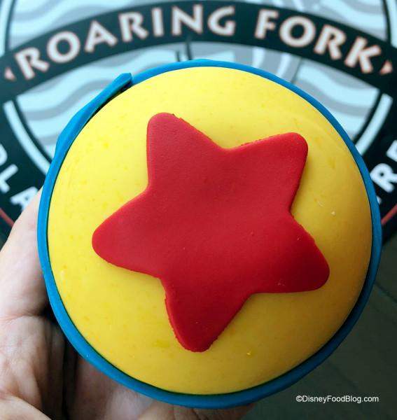 Roaring Fork Luxo Ball Brownie