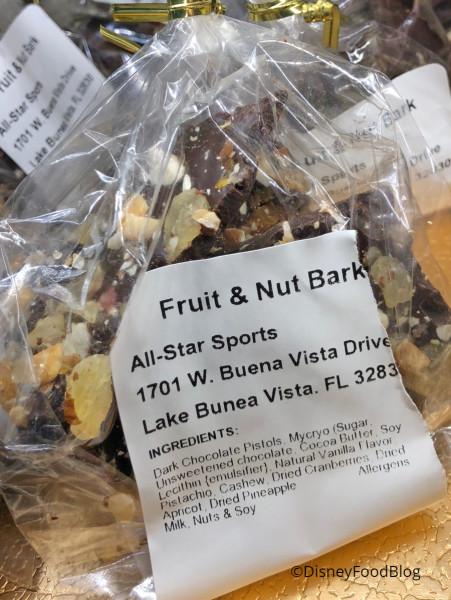 Fruit and Nut Bark