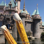 Review: Pineapple Churro at Disneyland Resort's Castle Churro Cart