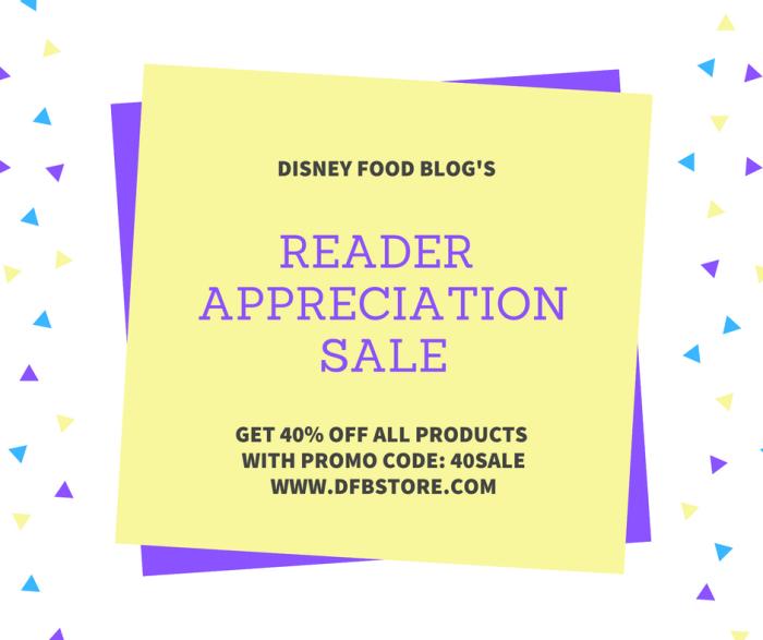 Reader Appreciation Sale