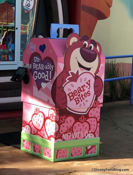Lotso Bear-y Bites Order Station