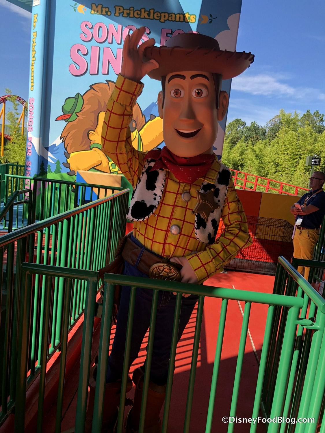 Toy Story Land In Disney World S Hollywood Studios The