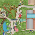 News: Disney World Toy Story Land MAP Added to My Disney Experience App!