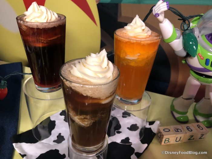Soda Floats