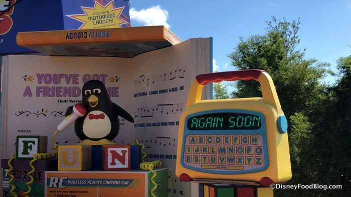 Wheezy at Slinky Dog Dash