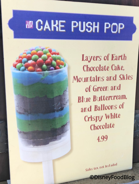 UP! Cake Push Pop still available at Warung Outpost