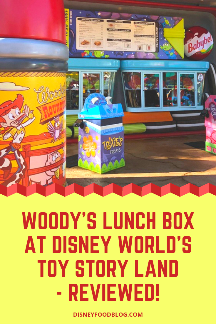 Woody's Lunch Box Reviewed