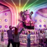 Buddy Cake Pops, Sweet Candy Tears and MUCH MORE Coming to Bing Bong's Sweet Stuff at Pixar Pier in Disneyland Resort!