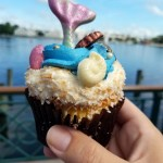 Another NEW Mermaid Cupcake is Making a Splash in Disney World!