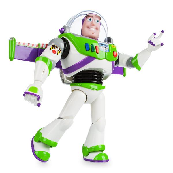 Buzz Lightyear Action Figure ©Disney