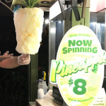 You've Gotta See This Pineapple Cotton Candy in Disneyland!