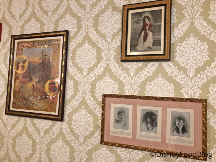 Wall Treatments and Old Pictures