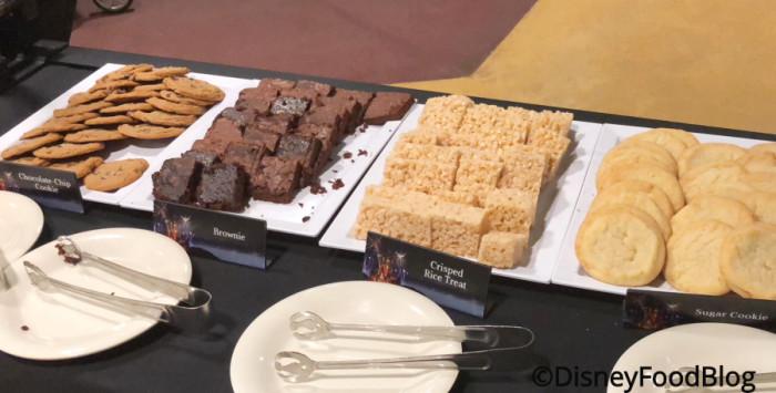 Cookies, Brownies, and Krispie Treats