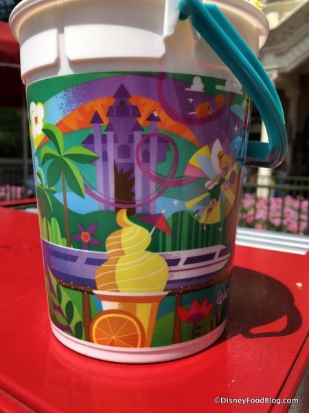 Refillable Popcorn Bucket
