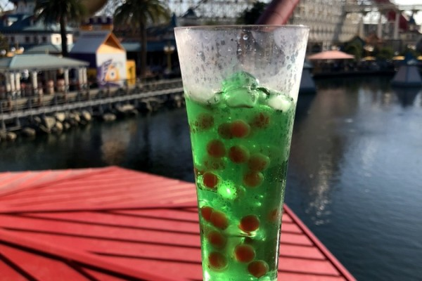 Review! The New Lamplight Lounge on Pixar Pier in Disney California Adventure!